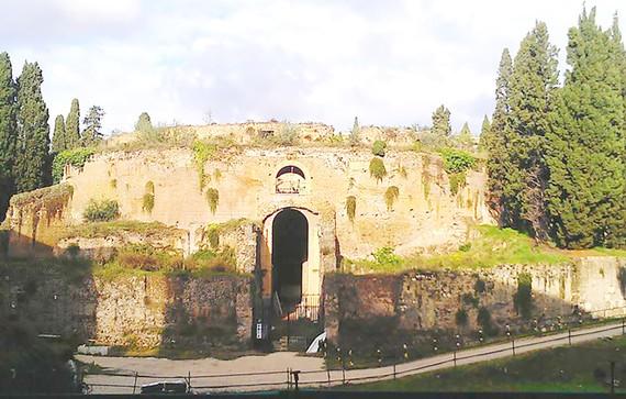 Rome chi tiền trùng tu các công trình lịch sử, văn hóa