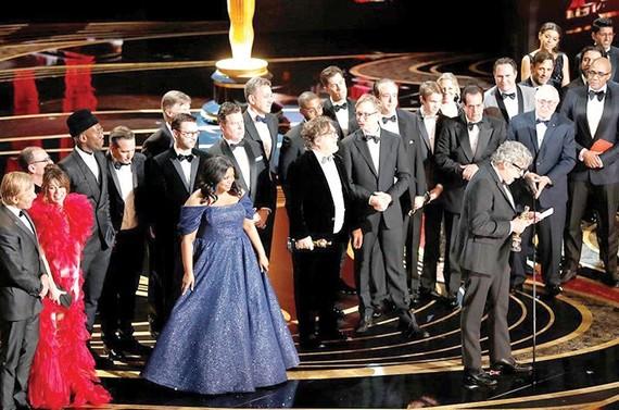 Gần 30 triệu người theo dõi Oscar trên truyền hình