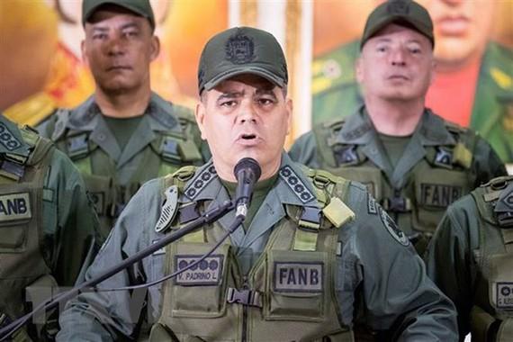 Bộ trưởng Vladimir Padrino. (Ảnh: EFE/TTXVN)
