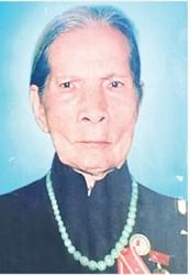 Mẹ Việt Nam anh hùng NGUYỄN THỊ LAN  từ trần