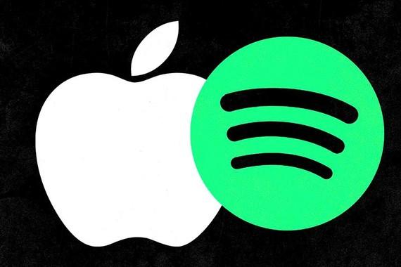 Spotify kiện Apple Music vì hành vi độc quyền
