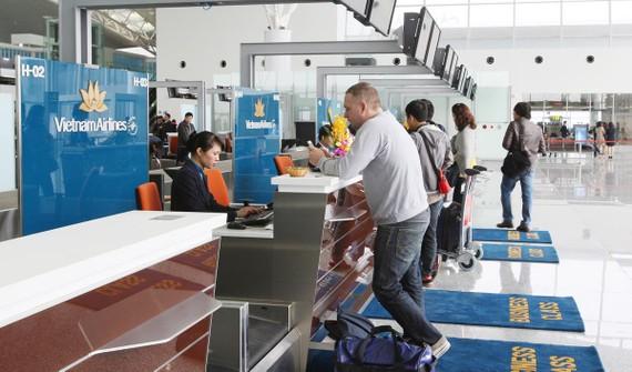 Vietnam Airlines ra mắt tính năng bản đồ sân bay