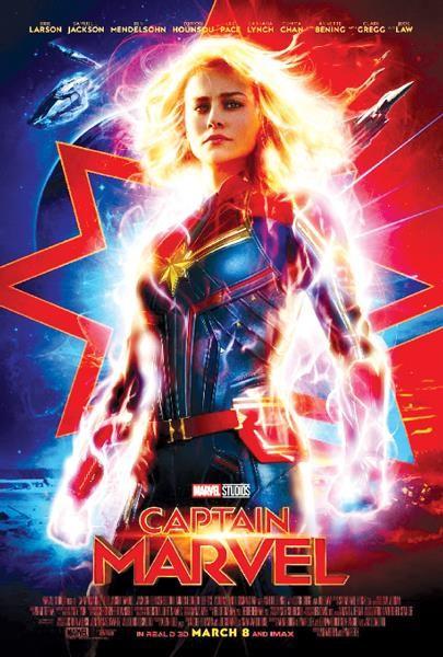Captain Marvel thắng lớn