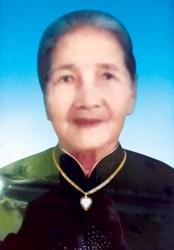 Mẹ Việt Nam anh hùng LÊ THỊ KÉO từ trần