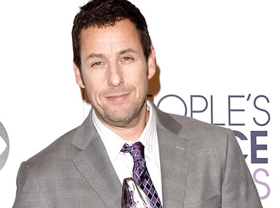 Adam Sandler trở lại Saturday Night Live