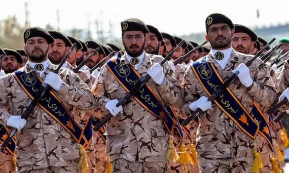 Mỹ liệt lực lượng IRGC của Iran vào danh sách khủng bố. Ảnh: Reuters.