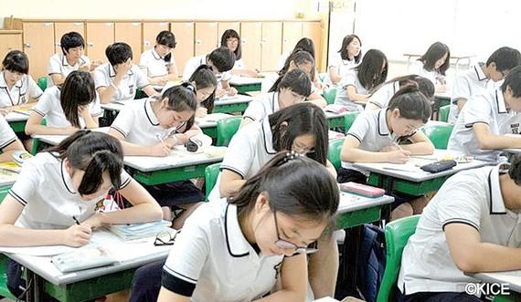 Hàn Quốc miễn học phí bậc giáo dục phổ thông
