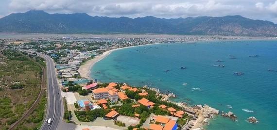 Nhiều dự án bất động sản đầu tư ven biển ở Bình Thuận