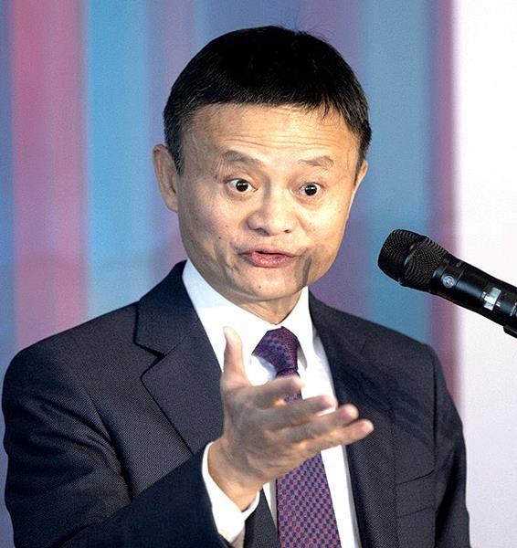 Jack Ma gây tranh cãi