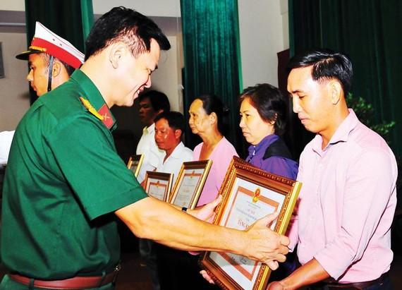 TPHCM hoàn thành chỉ tiêu giao quân năm 2019