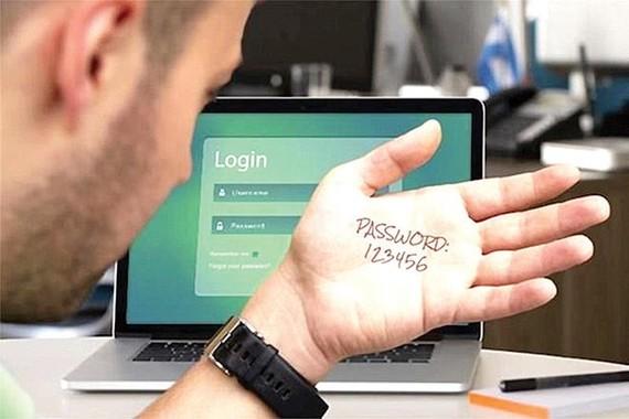 Phần lớn người Anh vẫn dùng mật khẩu dễ đoán