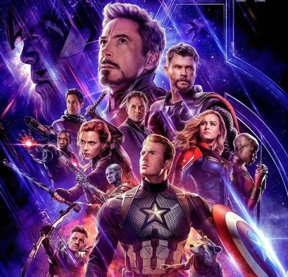 Avengers: Endgame lập kỷ lục ngày đầu công chiếu