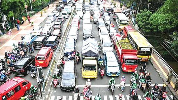 Tổng thống Indonesia muốn chuyển thủ đô khỏi Jakarta