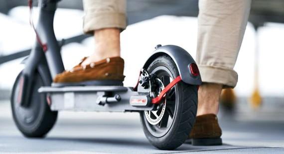Đức cho phép xe scooter điện lưu thông