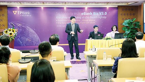TPBank eBank BIZ v3.0 - giải pháp đột phá cho doanh nghiệp