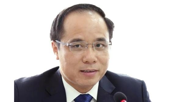 Ông Bùi Anh Tuấn, Phó cục trưởng Cục Quản lý đăng ký kinh doanh (Bộ KH-ĐT)