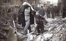 Syria: Gần 6.000 người thương vong ở Đông Ghouta
