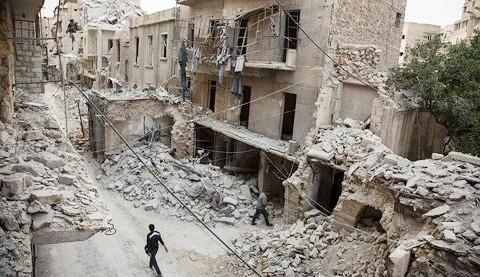 Syria  cần hơn 200 tỷ USD để tái thiết đất nước