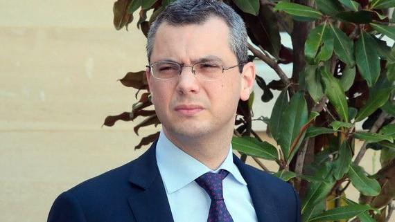 Chánh Văn phòng Tổng thống Pháp Alexis Kohler. Ảnh: AFP/TTXVN