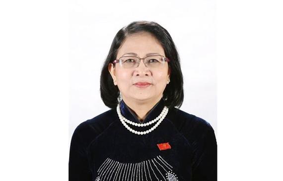 Quyền Chủ tịch Nước Cộng hòa Xã hội Chủ nghĩa Việt Nam Đặng Thị Ngọc Thịnh. Ảnh: TTXVN