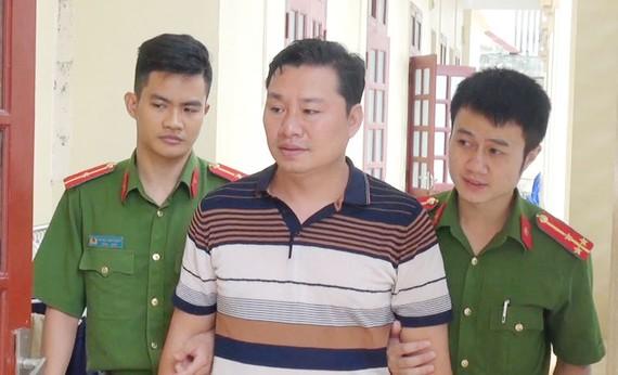 Đối tượng Lâm Tài Thế cầm đầu đường dây tổ chức đánh bạc dưới hình thức cá độ bóng đá trên internet vừa bị Phòng Cảnh sát Hình sự Công an tỉnh Thanh Hóa triệt phá