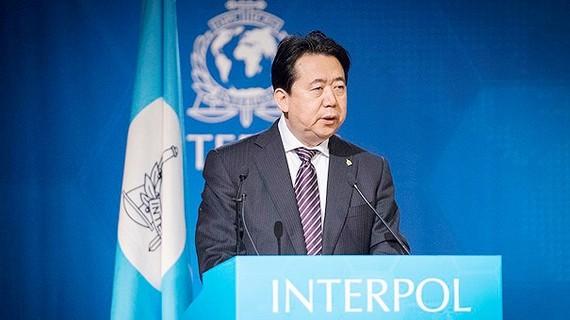 Ông Meng Hongwei - Chủ tịch Interpol