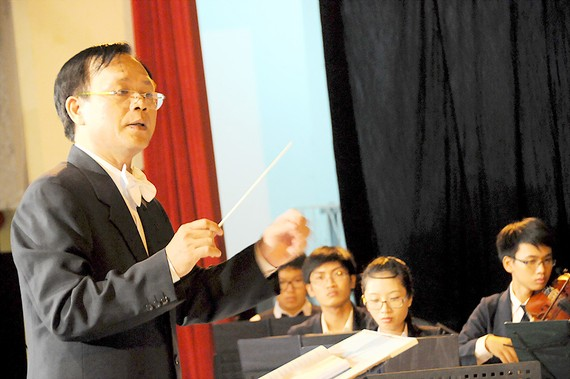Nhạc sĩ Lê Thanh Xuân