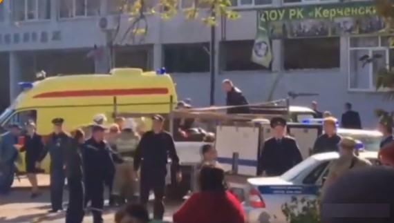 Tổ chức cấp cứu cho các nạn nhân bị thương.