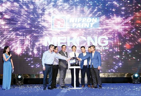 Mekong Retail & Distribution phân phối độc quyền Nippon Paint Việt Nam ở ĐBSCL