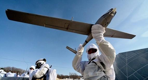 Nga phát triển UAV tầm xa 3.000 km