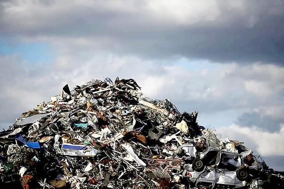 Trung Quốc mở rộng lệnh cấm nhập khẩu rác thải