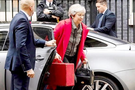 Thủ tướng Anh Theresa May nỗ lực tìm kiếm sự ủng hộ cho dự thảo thỏa thuận Brexit