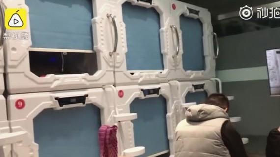 Khách sạn con nhộng cho người nhà bệnh nhân