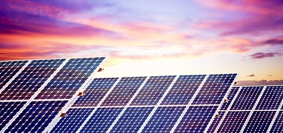 Trung tâm năng lượng Mặt trời nổi đầu tiên ở châu Phi