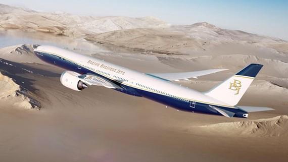 Máy bay Boeing bay hơn nửa vòng Trái đất liên tục