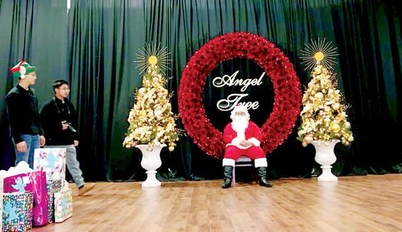 Trường học tại Mỹ tổ chức đón Giáng sinh