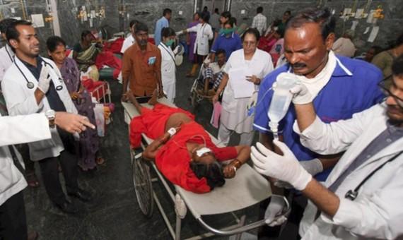 Ấn Độ: 11 người chết do ăn phải gạo nhiễm độc