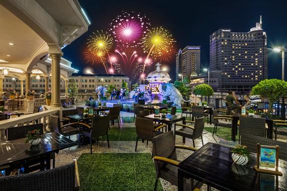 Đón giáng sinh và năm mới tại khách sạn Rex