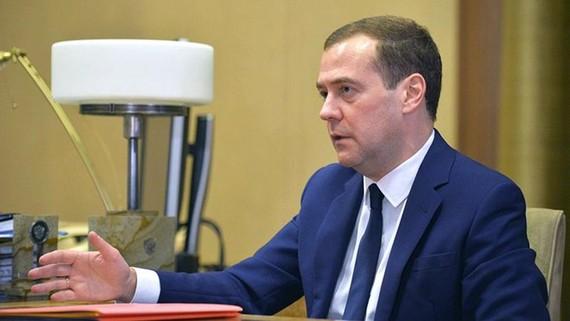 Thủ tướng Nga Dmitry Medvedev đã ký một sắc lệnh mở rộng danh sách các cá nhân và thực thể Ukraine bị trừng phạt