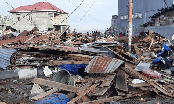 Indonesia cảnh báo nguy cơ sóng thần vẫn hiện hữu