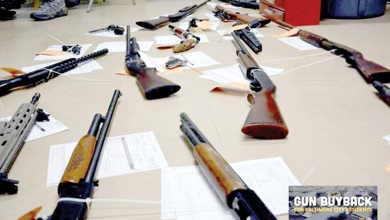 Thu mua vũ khí để giảm bạo lực súng đạn