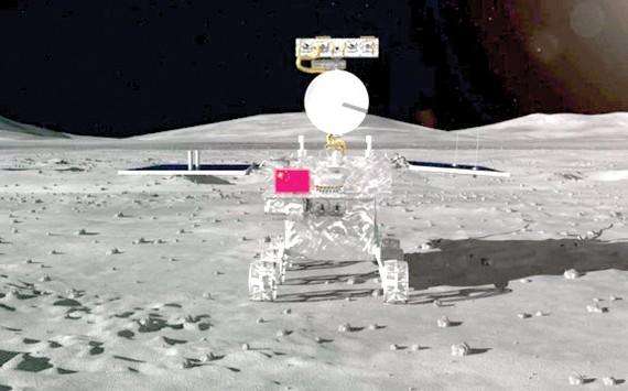 Tàu Hằng Nga 4 chuẩn bị đáp xuống mặt tối của Mặt trăng