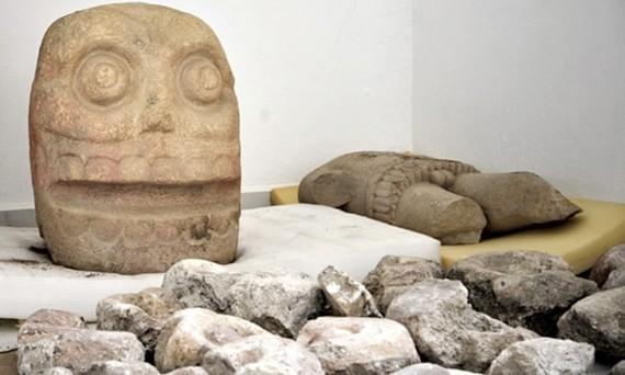 Phát hiện đền thờ hơn 1.000 năm tuổi ở Mexico
