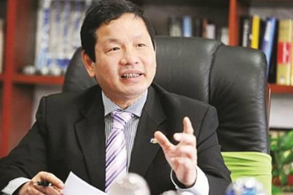 Ông Trương Gia Bình, Chủ tịch HĐQT FPT
