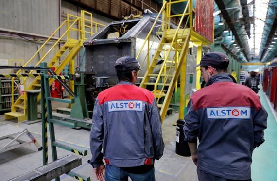 Siemens không có cơ hội thâu tóm Alstom