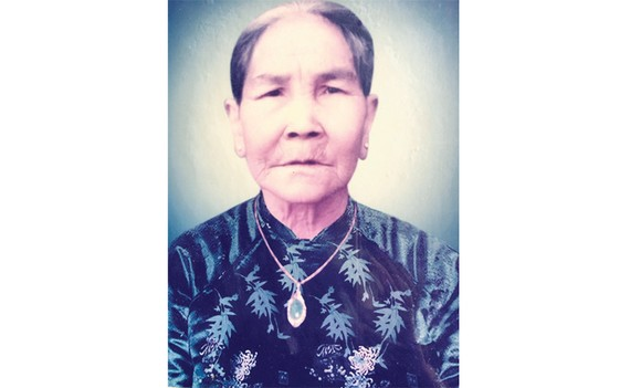 Mẹ Việt Nam Anh hùng Lại Thị Sựng từ trần