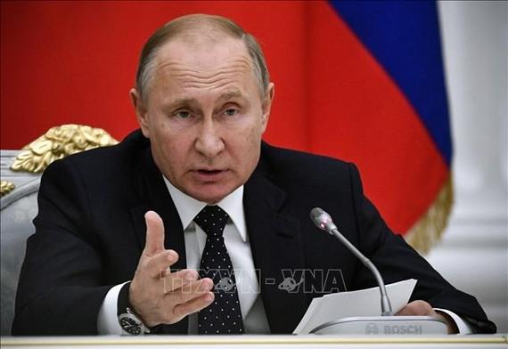 Kế hoạch trên được công bố sau một sắc lệnh được Tổng thống Nga Vladimir Putin ký hồi tháng 5-2018.