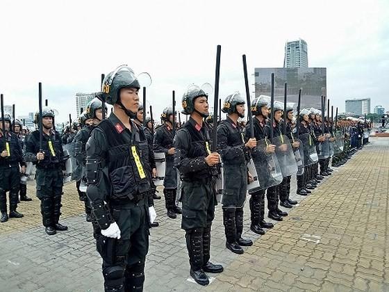 Hội nghị thượng đỉnh Mỹ - Triều sẽ có hàng ngàn Cảnh sát cơ động cùng các lực lượng khác bảo vệ an ninh.