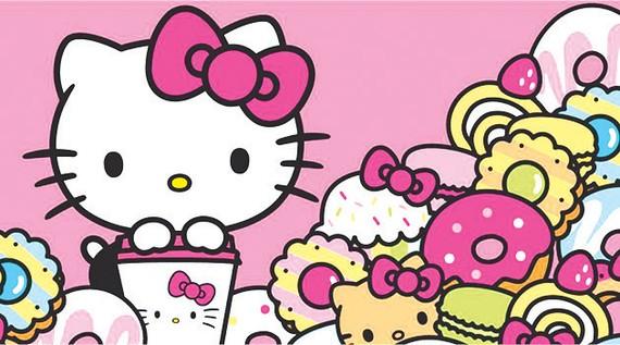 Hello Kitty lần đầu lên phim Hollywood