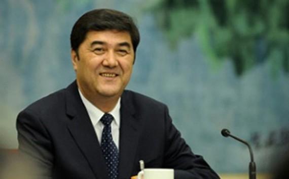 Cựu Chủ tịch Khu tự trị Tân Cương Nỗ Nhĩ Bạch Khắc Lực.